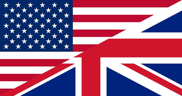 Tiếng Anh Anh và Tiếng Anh Mỹ