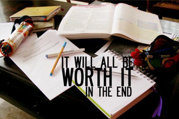 Từ vựng về Bài vở và Thi cử – Work and Exam