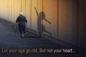 Từ vựng về Tuổi già – The Old Age