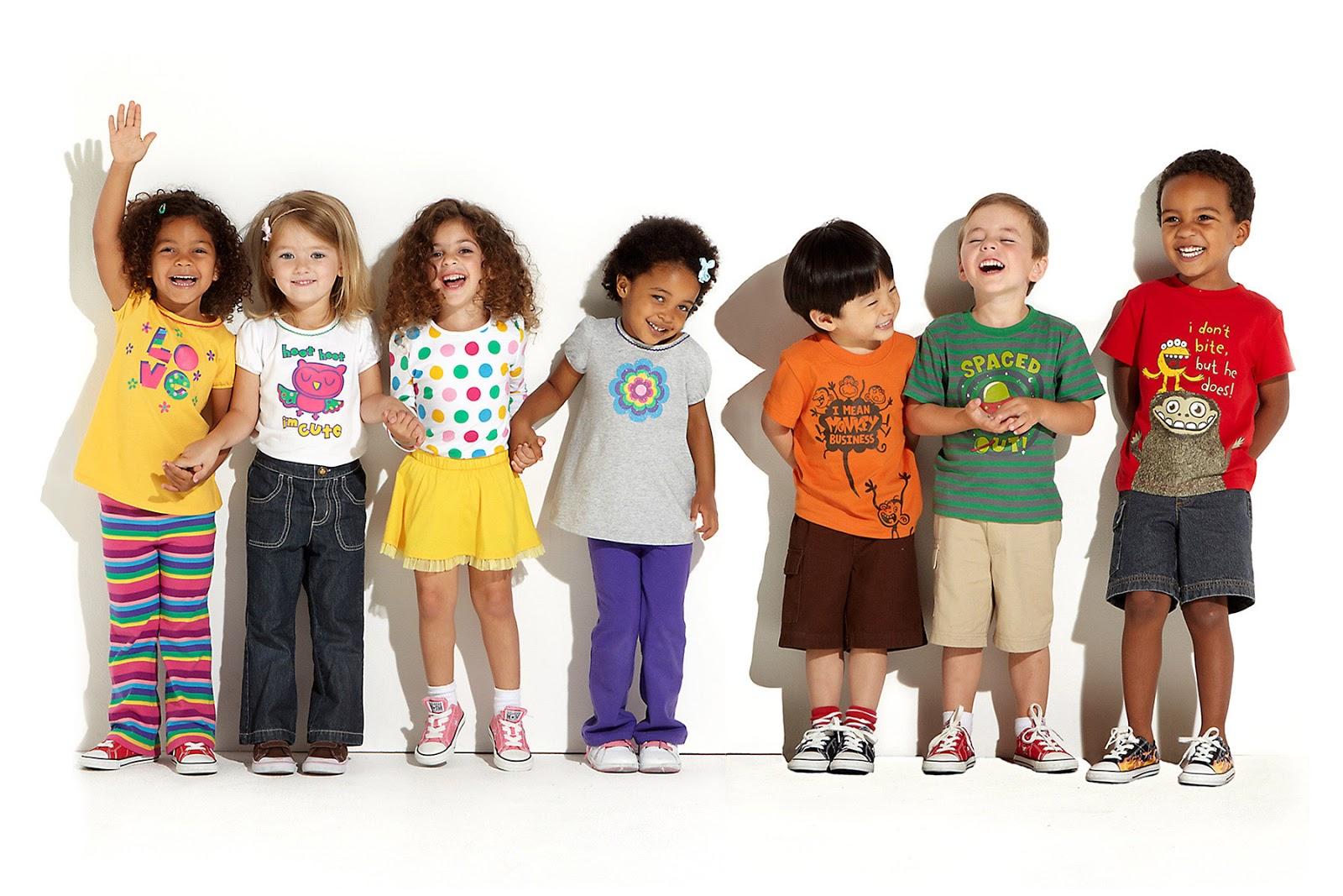 Từ vựng tiếng Anh về con cái – Children