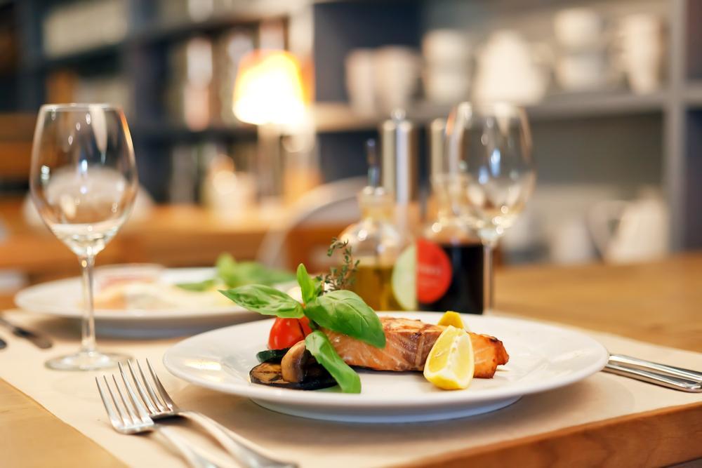 Từ vựng tiếng Anh về nhà hàng – Restaurants