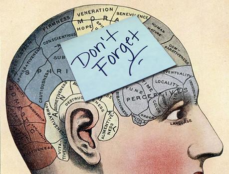 Từ vựng tiếng Anh về trí nhớ