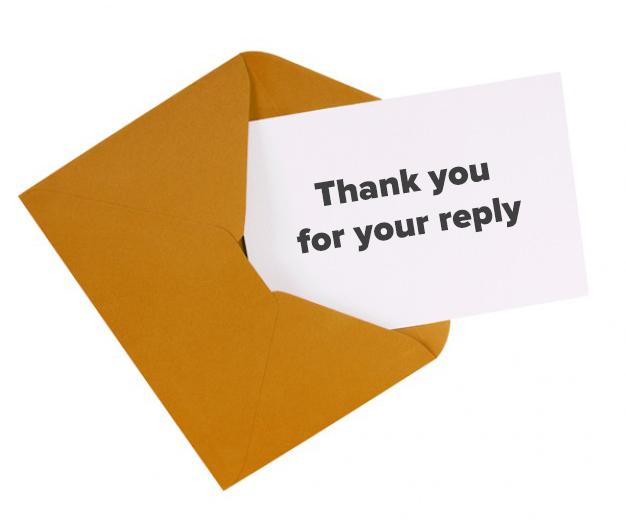 Từ vựng tiếng Anh về những cách cảm ơn trong email - How to thank in email