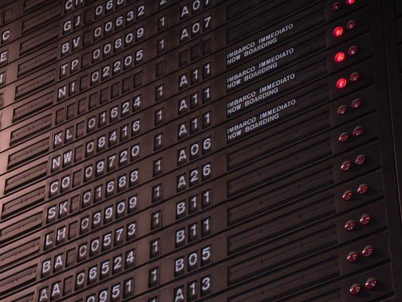 Từ vựng tiếng Anh về sân bay - At the airport