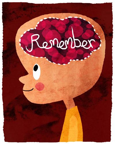 Từ vựng tiếng Anh về nhớ và quên - Remember and Forget (phần 1)