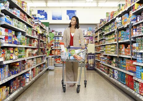 Từ vựng tiếng Anh về siêu thị - At the supermarket