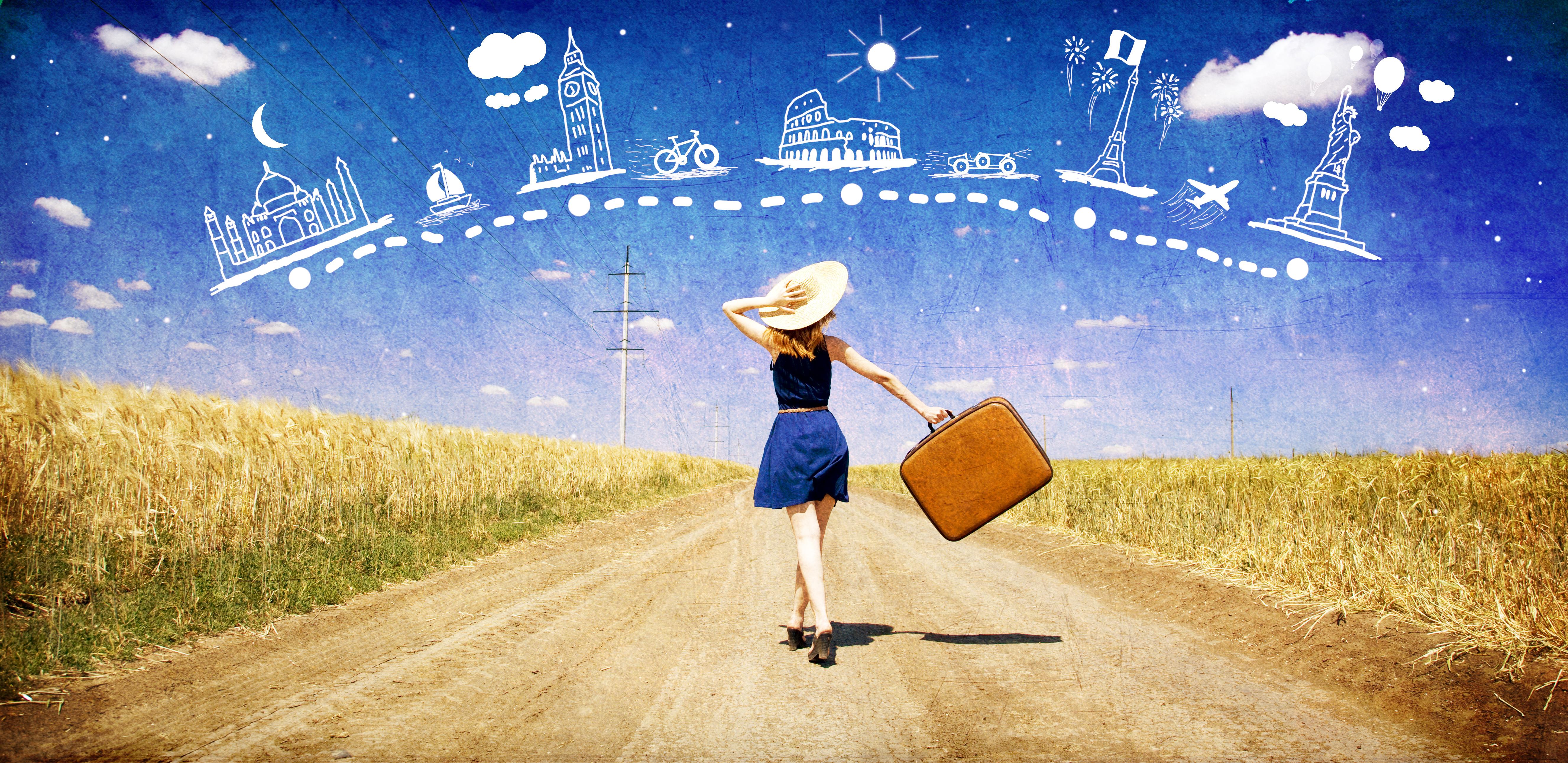 Từ vựng tiếng anh về du lịch nước ngoài - Travel abroad
