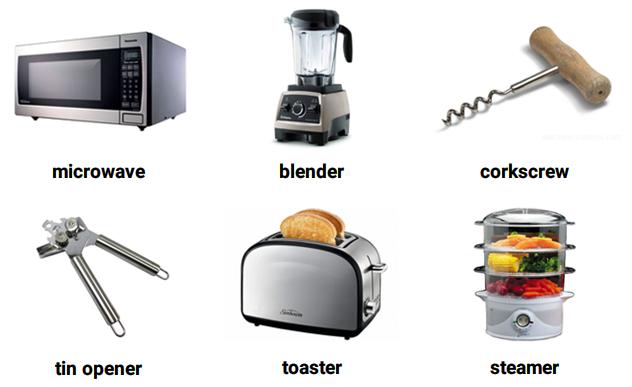Từ Vựng Tiếng Anh Về Nhà Bếp Phần 1 Từ Vựng Tiếng Anh Theo Chủ